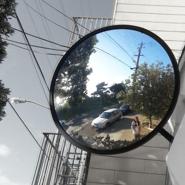 AMBER smw mirror size