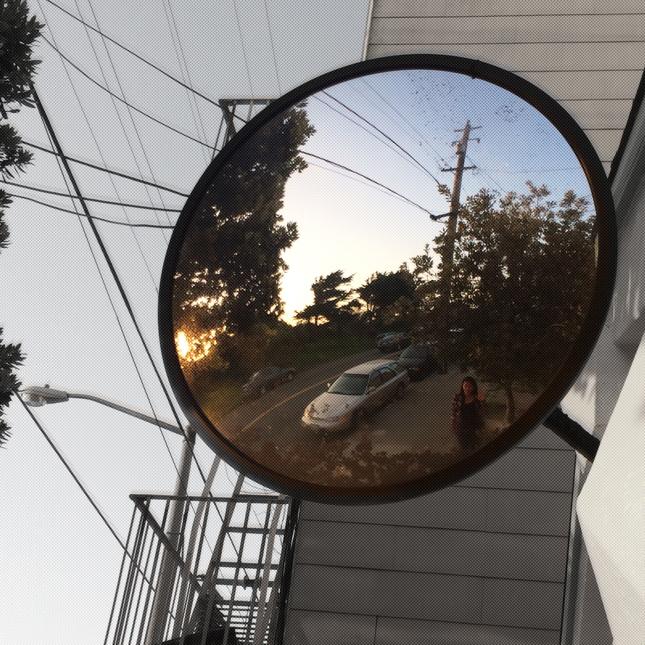 SARAH smw mirror size