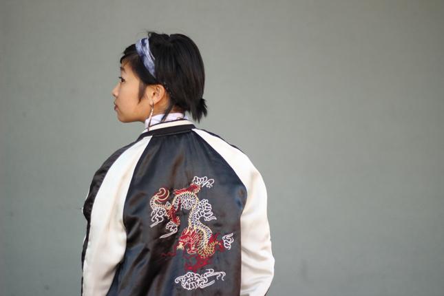Yu Ling x J.Cole 2