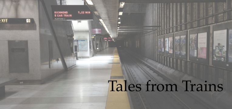 tales from trains header