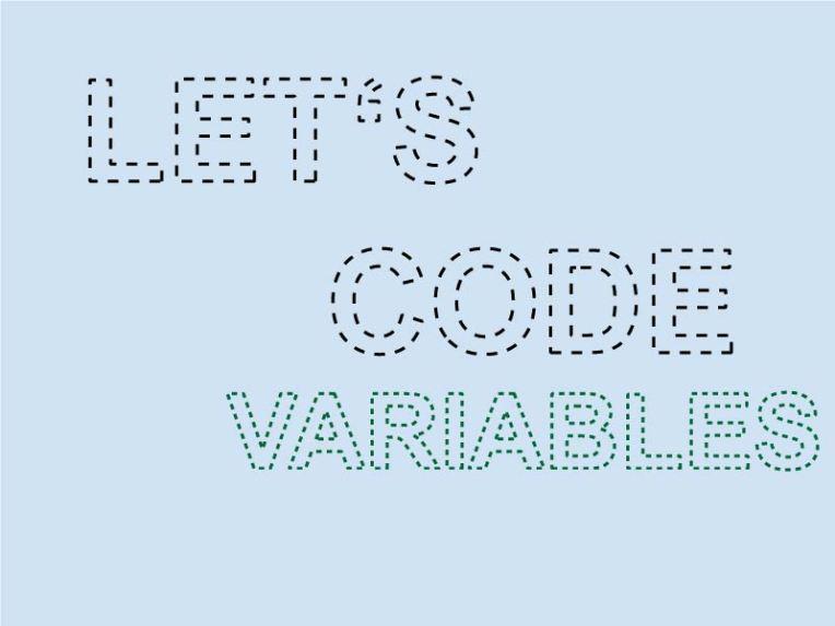 Let's Code Header