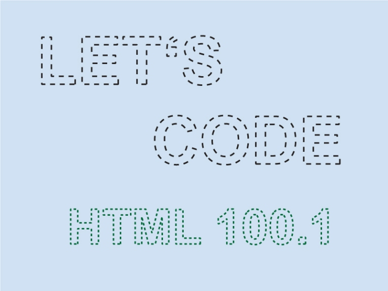 Let's Code Post #4 V2