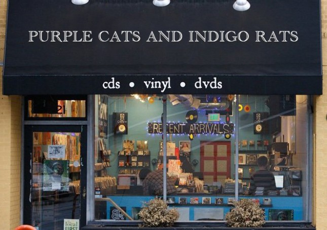 PURPLE-CATS