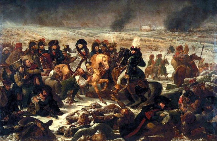 Gros_-_Napoleon_on_the_Battlefield_of_Eylau