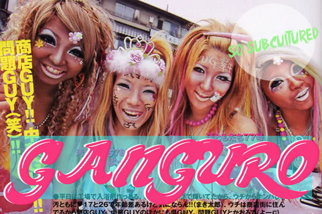 ganguro4