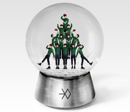 Miracles in December is a Korean christmas song by Exo, a Korean band.