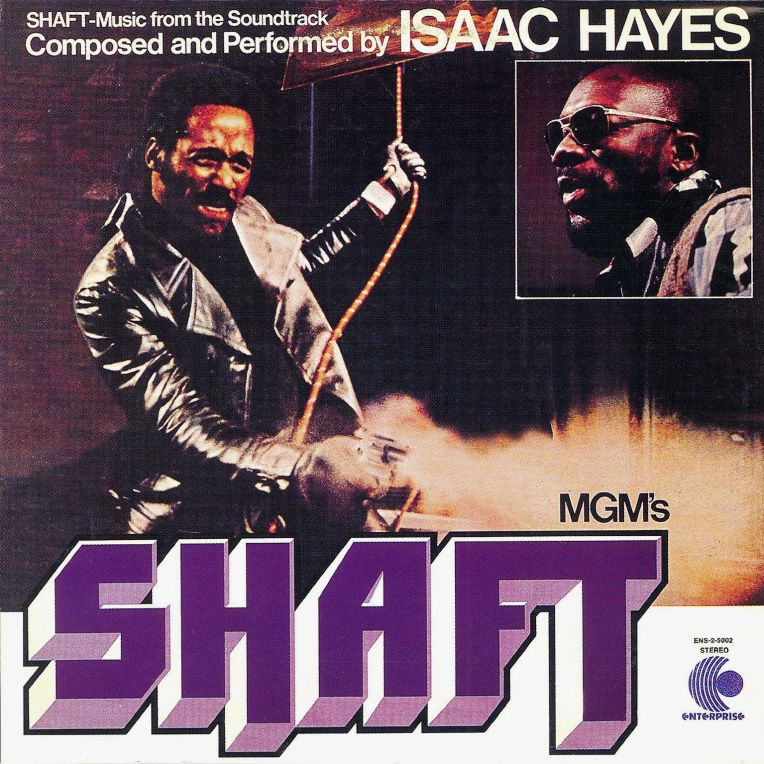 Isaac Hayes - Front